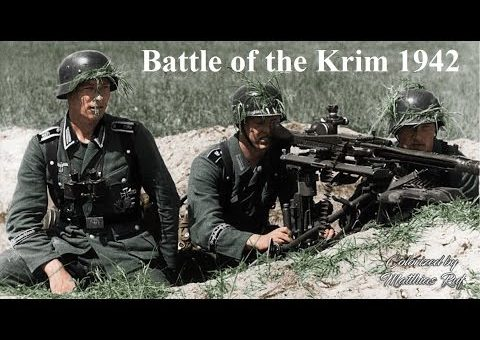 Original sound from the Battle of Crimea (1942)