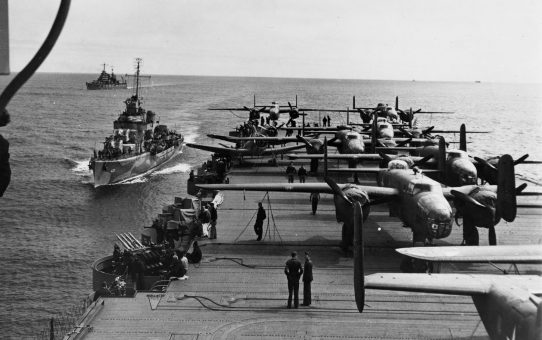 Doolittle Raid - 75 years ago (April 18, 1942)