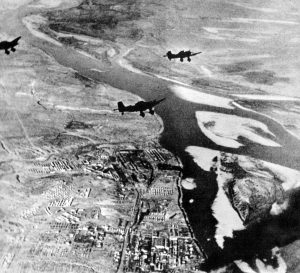 Stukas over Stalingrad