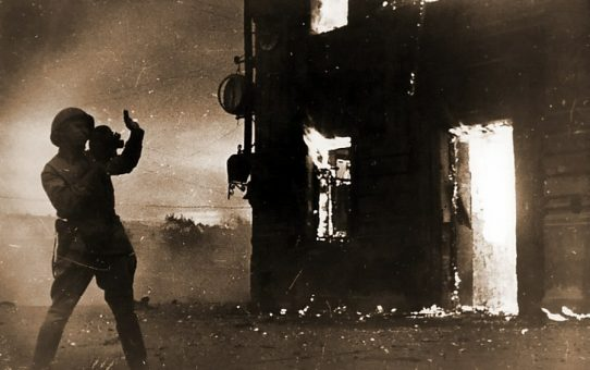 A gallery dedicated to the Stalingrad battle