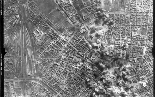 73 years ago - bombing of Sofia (17 April 1944)
