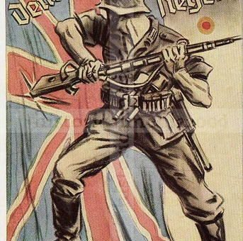 German, Japanese, Allied and Soviet propaganda posters (Gallery)