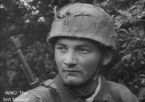 Fighting around Caen, Normandy (1944) - Wehrmacht and Waffen SS