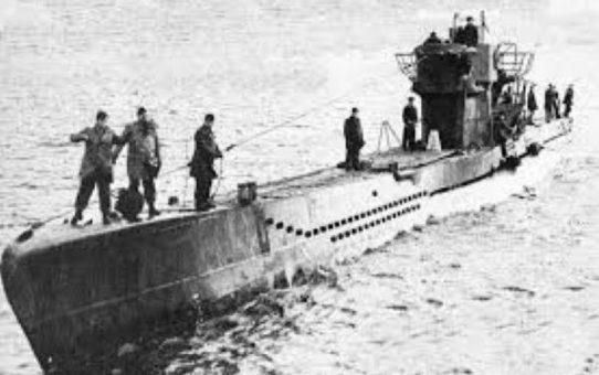 The German submarine that was sunk by its toilet - U-1206