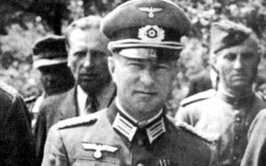 3 May 1945 - Russian White Army officer and German collaborator Boris Smyslovsky escaped Soviet capture in Liechtenstein