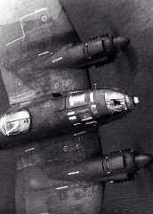 He 111 from the top