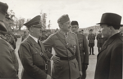 The Hitler - Mannerheim conversation