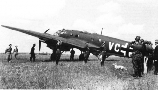 Three Kampfgeschwader of He 111 were committed to Operation Barbarossa