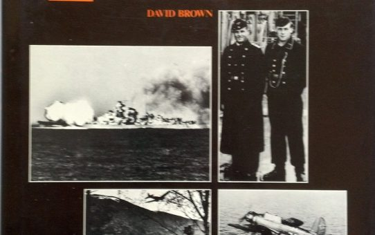 Book: Tirpitz: The Floating Fortress (1977)